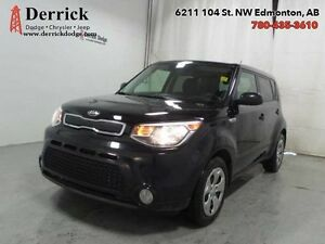 2015 Kia Soul   4Dr Wagon GL Power Group A/C $94.13 B/W