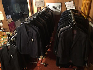 Mens Suits, Pants, Shirts, Tux's