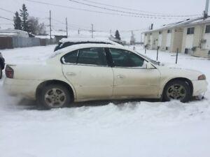 2002 Pontiac Bonneville Sedan
