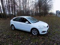 2011 Ford Focus 1.6TDCi ( 109ps ) DPF Sport nvs ltd