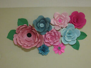 Wedding decoration- giant paper flowers Kitchener / Waterloo Kitchener Area image 1