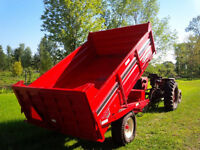 Dump Trailer - Like New