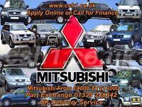 Mitsubishi Shogun Sport 2.5TD Equippe