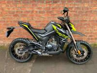 New Euro 5 Zontes ZT125-U1 Own this bike for only £14.38 a week