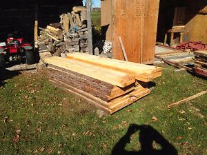 pine live edge pine slabs  lumber  kiln dried Kingston Kingston Area image 4