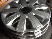 Vw caddy wheel trims