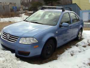 2008 vw jetta city for parts or repair