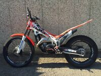 Beta 300 trials bike