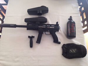 Tippmann X7 Phenom Paintball Marker - Barely used