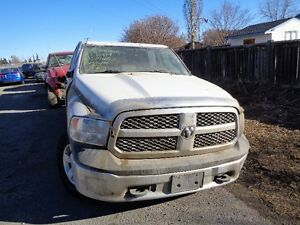 2013 DODGE RAM 1500 FOR PARTS