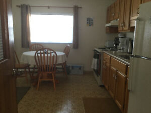 One bedroom apartment - available Jan 1, 2018 - Springhill, NS