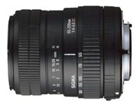FOR NIKON Sigma 55-200 1:4-5.6 DC