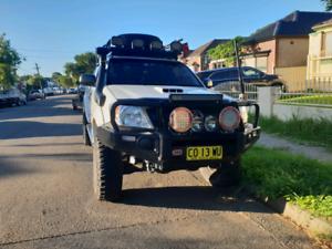 Extra Cab diesel 4x4 hilux