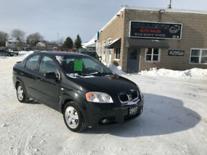 2007 Pontiac Wave LT Sedan