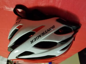 BONTRAGER BICYCLE HELMET