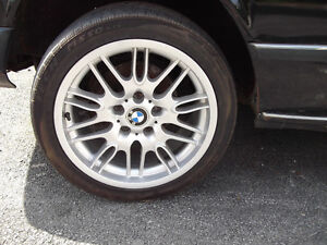 4 BMW wheels for 3, 5 and 6 series