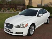 Jaguar XF 3.0TD V6 Luxury Saloon 4d 2993cc auto