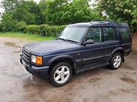 Land Rover Discovery 2.5Td5 ES