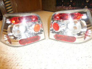 VW Golf tail lights