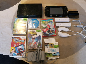 Wii U Mega Bundle