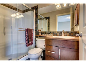 14 FT Ceilings, Aspen SW, close to Ctrain,  Double attached!