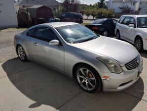 Fully Loaded 2004 Nissan Skyline (Infiniti G35) For Only $9,497