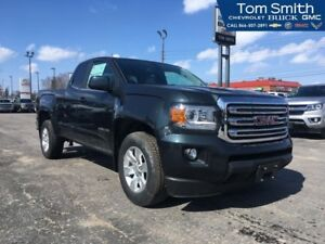 2018 GMC Canyon SLE  V6/CARGO AREA LAMP/CONVENIENCE PACKAGE