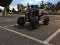 Road legal quad Dinli 450 rs