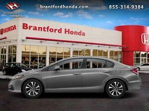 2013 Honda Civic Sdn EX  - one owner - non-smoker - $101.93 B/W