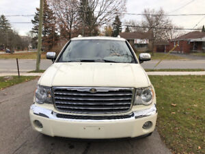 2007 Chrysler Aspen Limited SUV, Crossover,7 pass.AS IS SPECIAL