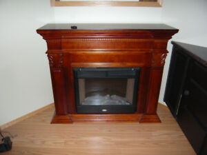 Electric Fireplace for Sale $275.00