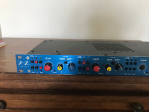 FS: Nightpro Preq3 stereo mic preamp with airband EQ