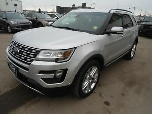 2016 Ford Explorer Limited AWD  - Certified