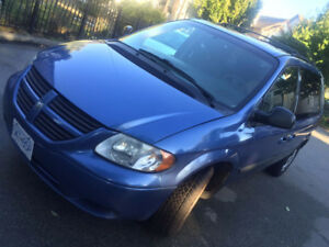2007 Dodge Caravan Wagon $2500 price is firm.