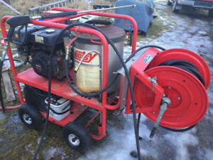 Hotsy Pressure Washer Kijiji In Alberta Buy Sell