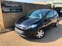 2009 09 Ford Fiesta 1.4 TDCi STYLE + 3DR DIESEL FSH £20 ROAD TAX 65 MPG ECONOMY