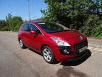 2011 Peugeot 3008 Crossover 1.6HDi Sport Automatic ++ 2 FORMER KEEPERS ++ DIESEL