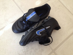 Soccer/Rugby/Baseball Cleats Four Different Pairs