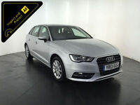 2013 AUDI A3 SE TDI DIESEL 1 OWNER SERVICE HISTORY FINANCE PX WELCOME