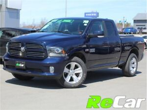 2016 RAM 1500 Sport SPORT | HEATED SEATS | BACKUP CAM