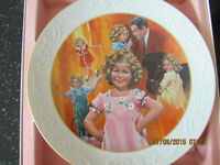 Shirley Temple Collector Plate