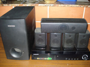 Samsung surround sound