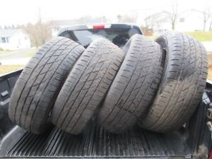 Firestone P255/60/R19 Winter Tires