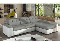 Corner Sofa Bed CORTO MINI Right Special Offer!