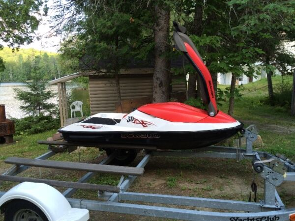 Used 2008 Bombardier gti-130 4 temps/3D 2 temps
