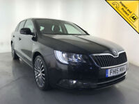 2015 SKODA SUPERB L & K TDI DIESEL HEATED SEATS SAT NAV 1 OWNER SERVICE HISTORY