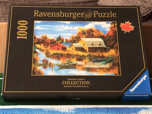 Ravensburger Canadian Artists Collection