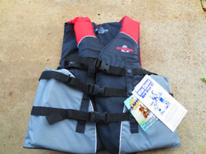 FLUID lifejacket, size adult M,  brand new