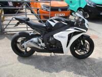 2011/11 Honda CBR 1000RR-A FIREBLADE 5000 MILES