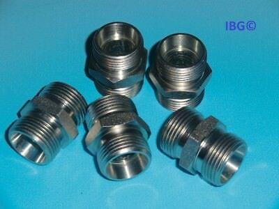 Pneumax 1511.50.75 37B Pneumatic Cylinder Used
